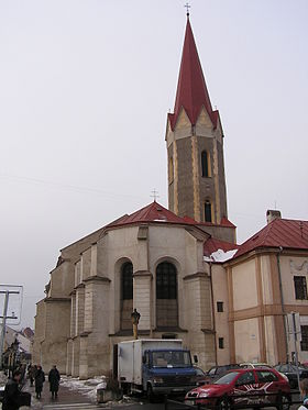 Image illustrative de l'article Église des Dominicains (Košice)