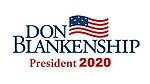 Don Blankenship 2020 campaña presidencial logo.jpg