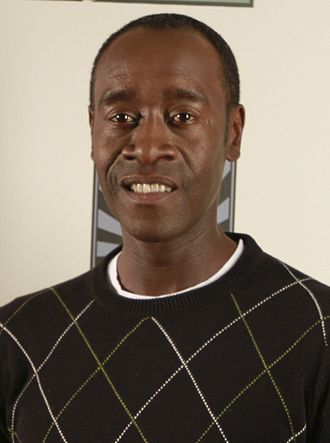 Don Cheadle - Cheadle in 2011