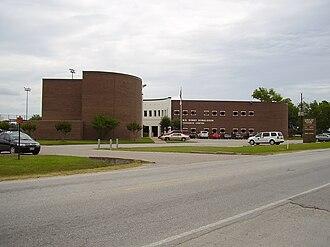 Aldine Independent School District - M. B. Sonny Donaldson Resource Center