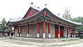 Dongmyo Shrine Memorial Hall - Seoul, South Korea 13-03135.JPG