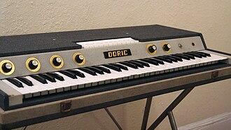 Doric Organ - Doric Combo Organ
