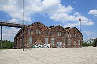 Dortmund - PW-Phoenixplatz+Phoenixhalle 03 ies.jpg