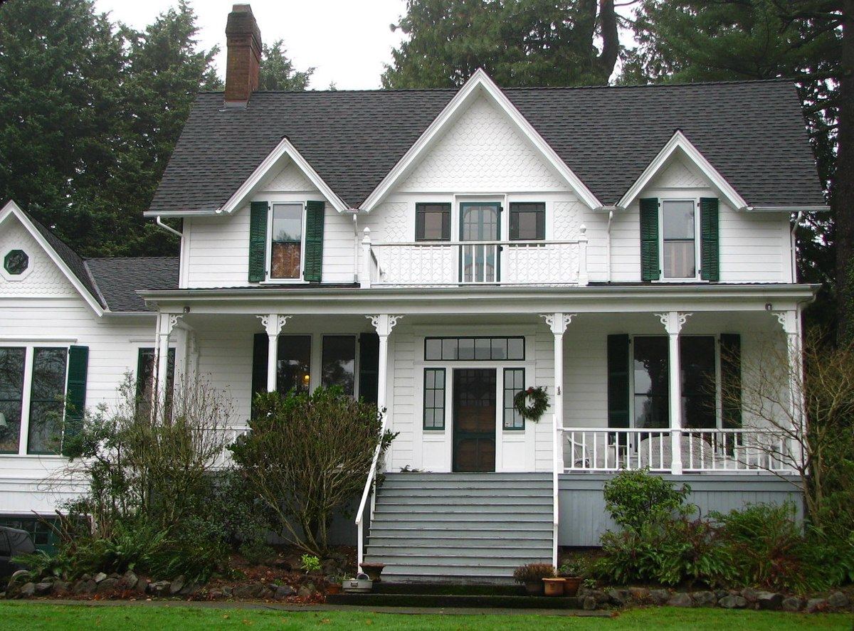 Henry e dosch house wikipedia for House plans oregon