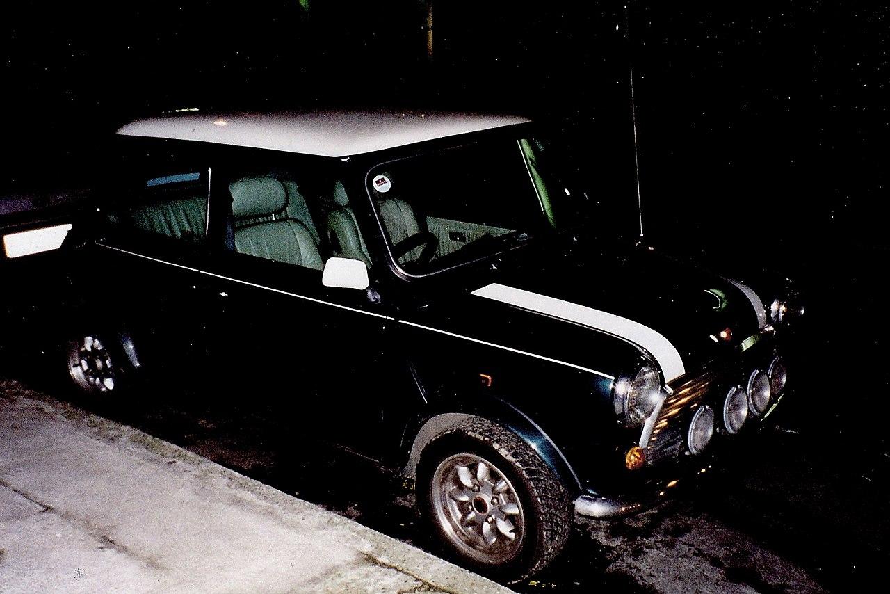 File Douglas Central Promenade Small Car Geograph
