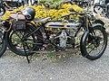 Douglas motocycle in Police nad Metují.jpg