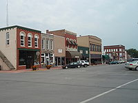 Downtown paola kansas2 2009.jpg