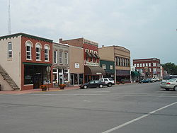 Downtown Paola, 2009