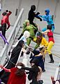 Dragon Con 2013 - JLA vs Avengers Shoot (9687142957).jpg