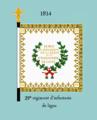 Drap 29e rég d'infanterie 1814 av.png