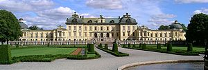 Drottningholm - Drottningholm Palace