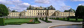 Ekerö Municipality - Image: Drottningholms slott