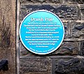 Druid's Hall - Blue Plaque - Station Road - geograph.org.uk - 500160.jpg