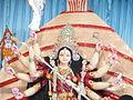 Durga Puja 2013 at Dhakeshwari Temple 002.jpg