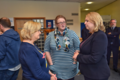 During a visit to NICVA in north Belfast today, Karen Bradley MP dropped in for a chat with staff from Action Cancer who were hosting an event. (42929016810).png