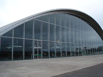 Stirling Prize - Image: Duxford UK Feb 2005 American