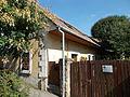 Dwelling house. Listed ID -8768. Gate. - 60, Erdő St., Budakeszi, Hungary.JPG
