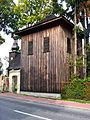 Dzwonnica, drewniana przy Kościół św. Doroty w Łodzi.jpg