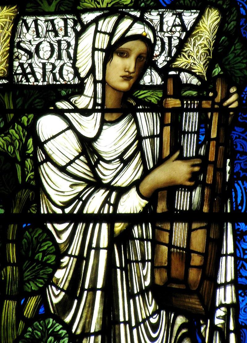 E.Burne-Jones Miriam St.Giles