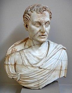 EAM - Bust of Menander