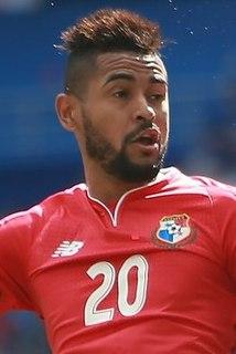 Aníbal Godoy Panamanian footballer