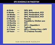 expanded immunization programme ppt