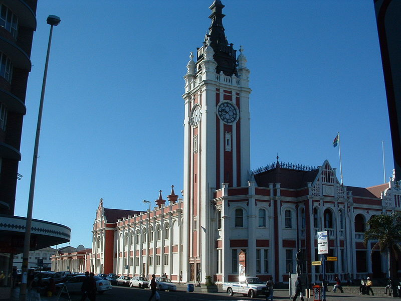 File:East London Town Hall.JPG