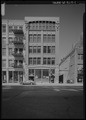 East elevation - Friend and Marks Company Clothiers, 215 North Water Street, Milwaukee, Milwaukee County, WI HABS WI-365-1.tif
