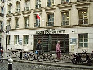 Goutte d'Or - École Polyvalente de la Goutte d'Or