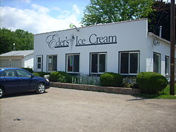 Eder's Ice Cream in Upper Fairfield Township