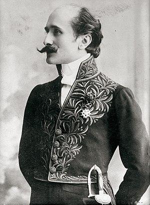 Rostand, Edmond (1868-1918)