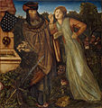 Edward Burne-Jones - King Mark and La Belle Iseult - Google Art Project.jpg