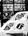 Eglise Saint-Etienne-du-Mont - Vitrail, Vie du Christ (tympan) - Paris - Médiathèque de l'architecture et du patrimoine - APMH00015406.jpg