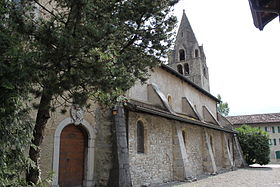 Image illustrative de l'article Église Saint-Maurice d'Aigle