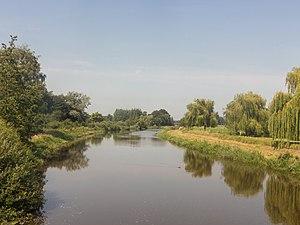 Berkel - Image: Eibergen, de Berkel foto 5 2015 08 21 11.53