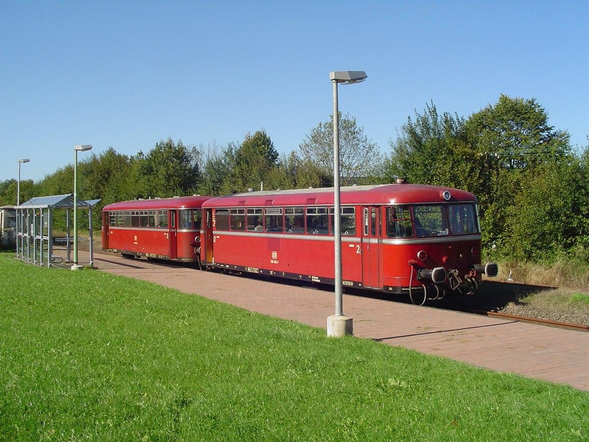 Schienenbus – Wikipedia