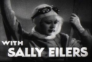 Central Airport (film) - Image: Eilers Credit Central Airport 1933Trailer