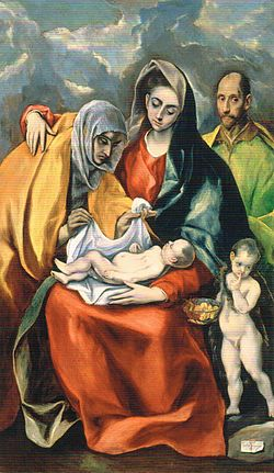 El Greco - The Holy Family - WGA10482.jpg