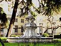 El jardin y la fuente entre cedros centenarios - Fundación BBVA.jpg