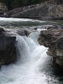Elbow Falls Wikipedia