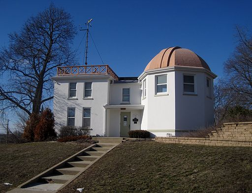 Elgin National Watch Company Observatory (8489885794)