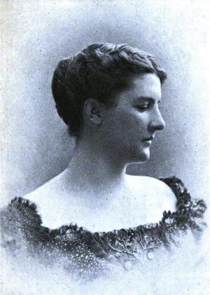 Elizabeth Jordan - Jordan in 1901
