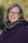 Green leader Elizabeth May.