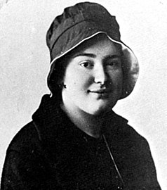 Mother Maria Skobtsova.