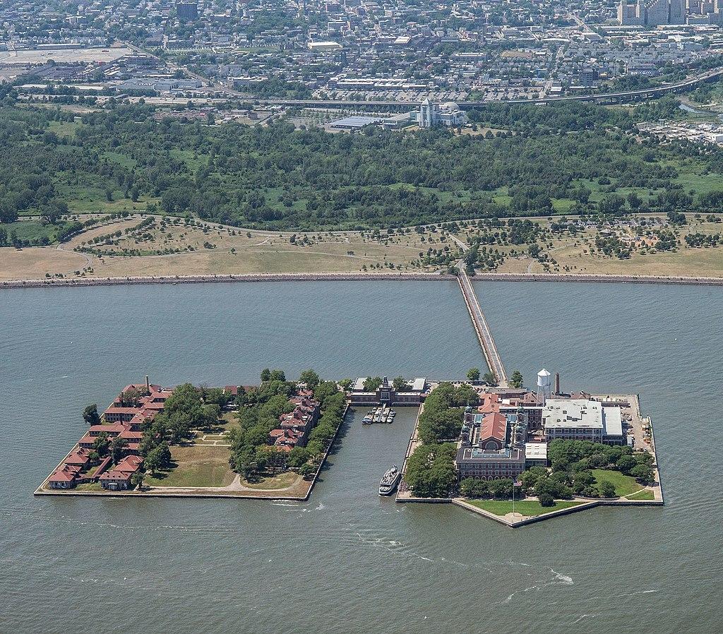 Ellis Island Complex (Kandidat für das UNESCO-Welterbe in New York City)