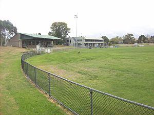 Elsternwick Park - Image: Elsternwick Park Sportscover Arena