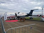 Embraer Phenom 300 (N585EE) on display at the 2015 Australian International Airshow.jpg