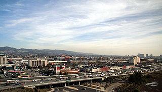 Emeryville, California City in California, United States