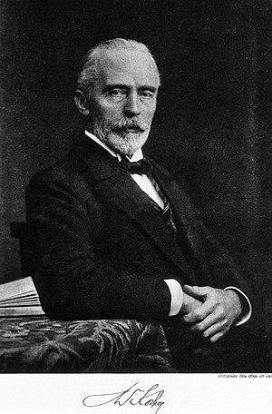 Emil Theodor Kocher - Emil Theodor Kocher
