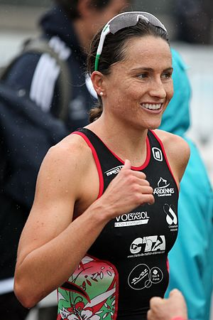 2011 ITU World Championship Series - Emma Moffatt won her first world series event since 2009.